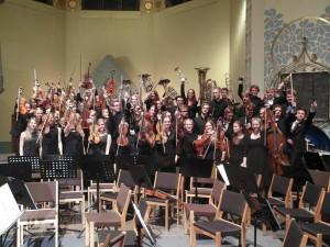 Orkesteri vuonna 2014