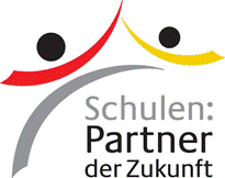 PASCH-koulujen verkoston logo